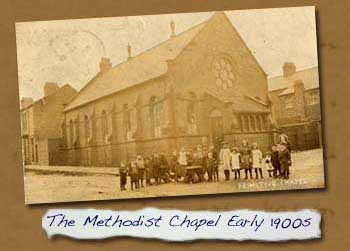 Pic 04 Methodist chapel from turn of 20th Century