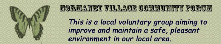 Link to Normanby Village Community Forum is not currently available