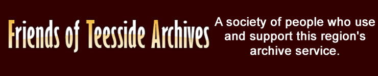 Link to Friends of Teesside Archives