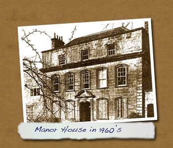 Manor House in 1960s