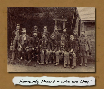 Normanby Miners - Who Are They?