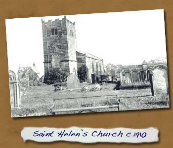 St,Helens Church 1910