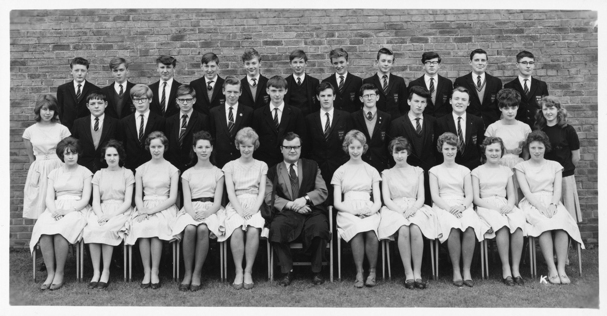 Eston Grammar School 1963 Yearbook Photo K