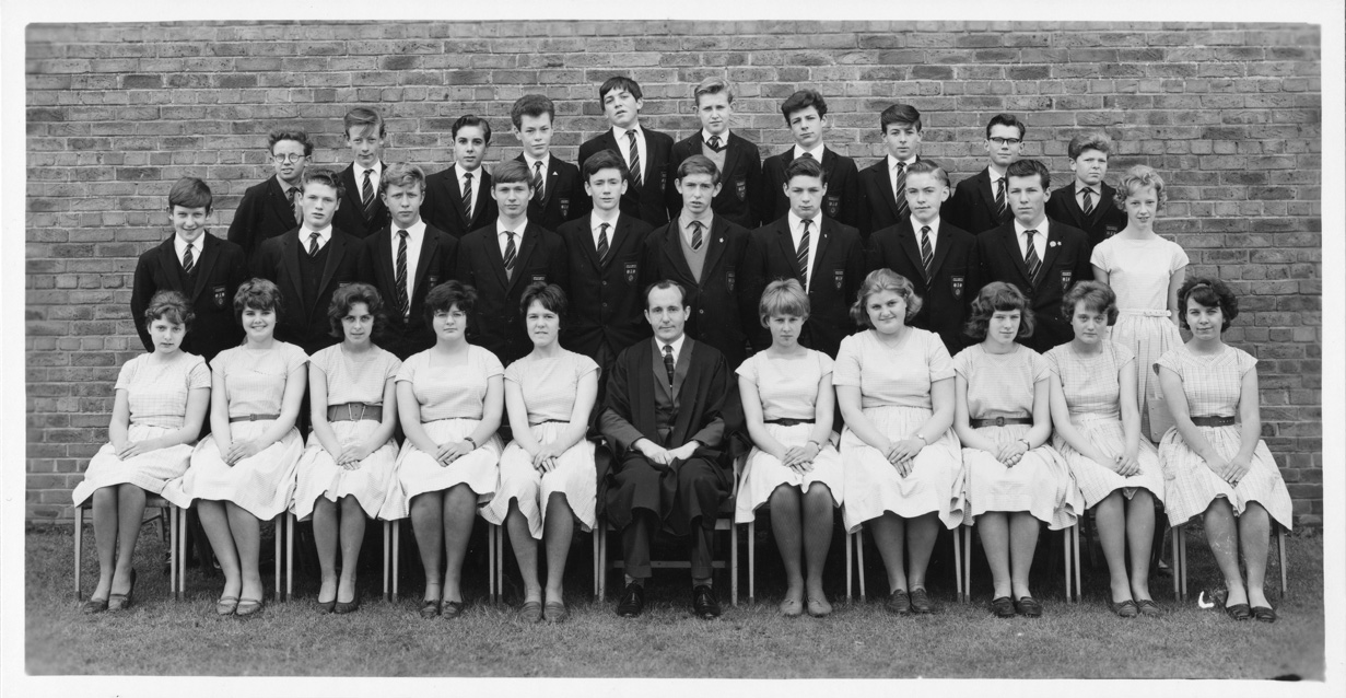 Eston Grammar School 1963 Yearbook Photo L