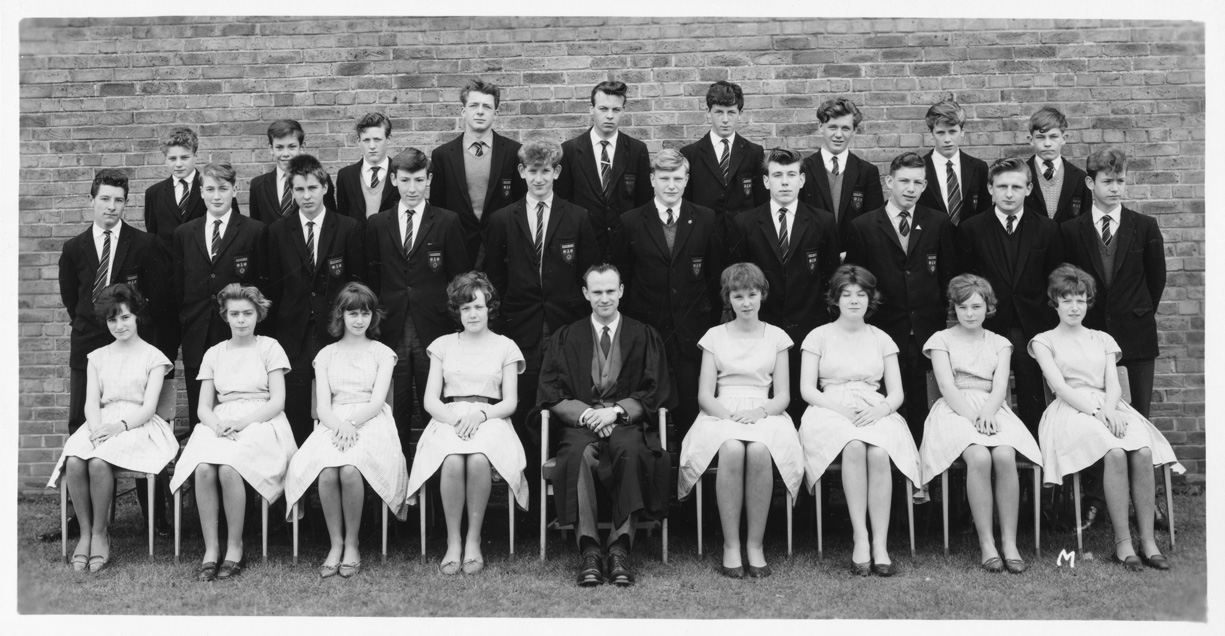 Eston Grammar School 1963 Yearbook Photo M
