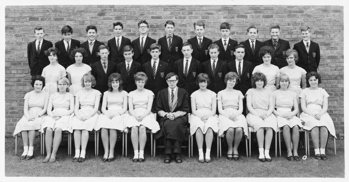 Eston Grammar School 1963 Yearbook Photo O