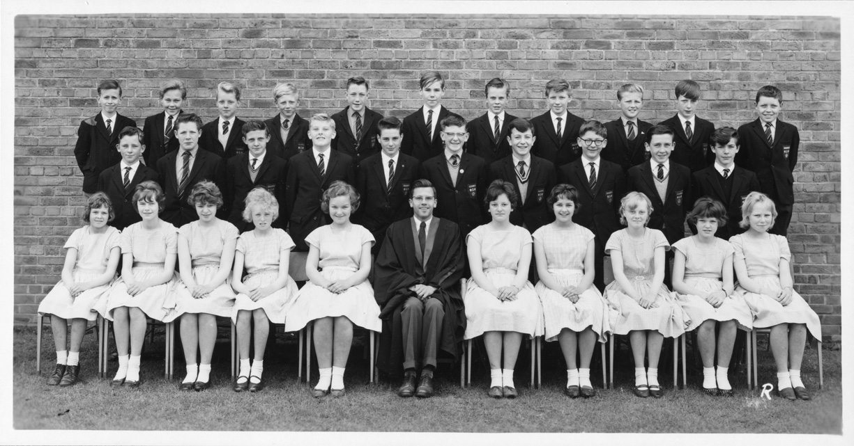 Eston Grammar School 1963 Yearbook Photo R