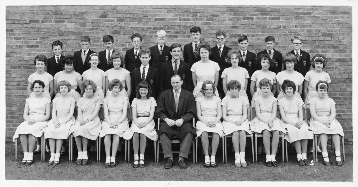 Eston Grammar School 1963 Yearbook Photo S