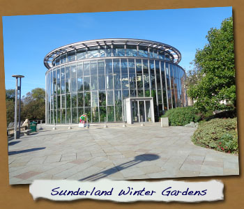Normanby LHG Trip to Sunderland - Winter Gardens
