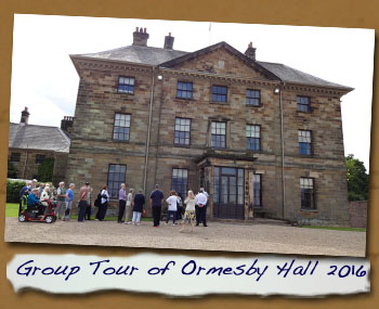 Normanby LHG Tour of Ormesby Hall