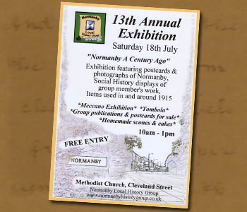 2015 Exhibition Poster