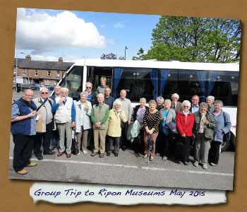 Normanby LHG Trip to Ripon Museums