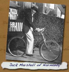 Jack Marshall of Normanby
