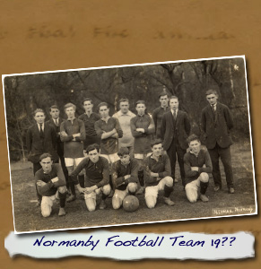 Normanby Football Team 19??