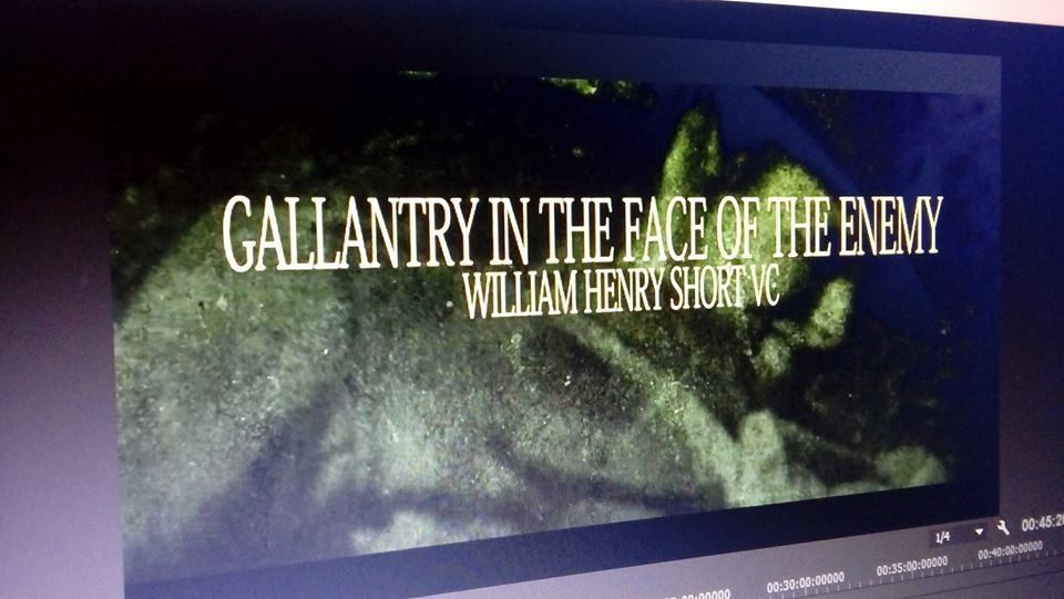 William Henry Short VC - Film Titles