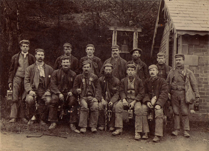 Normanby Ironstone Miners