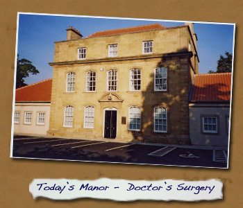 Today's Manor House - Doctor's Surgery