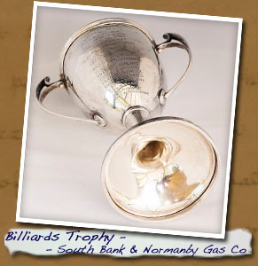 Billiards Trophy SbandNormanby Gas Co pic8