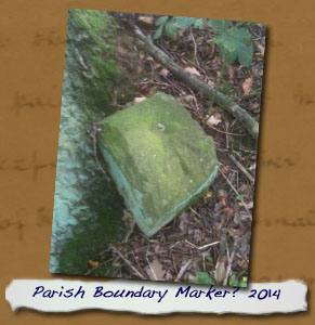 Picture of Boundary Marker Stone 2014
