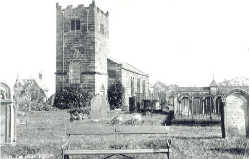 Saint Helens Church 1901