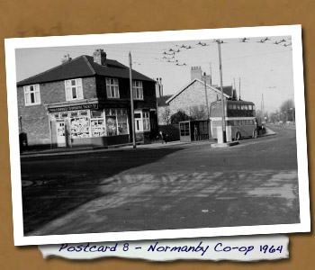 Postcard 8 of Single View of Normanby